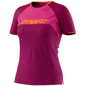 Dynafit Ride T-shirt Dames, beet red